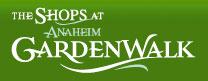 Anaheim Garden Walk Logo