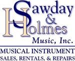 Sawday & Holmes Logo